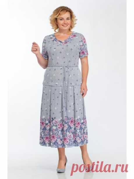 Платье BonnaImage арт: 330809 купить в интернет-магазине belpodium.ru за 3224 руб. — с доставкой по Москве и России