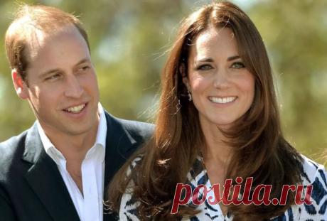 Как начинались и развивались отношения Кейт Миддлтон и принца Уильяма