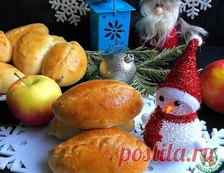 Яблочные пирожки с корицей