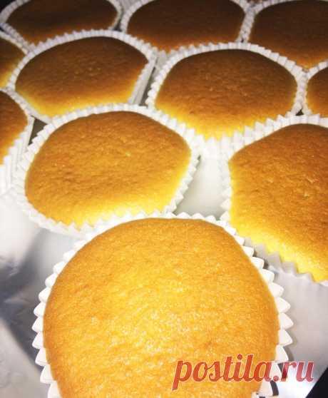 Кексы с вареньем рецепт с фото пошагово