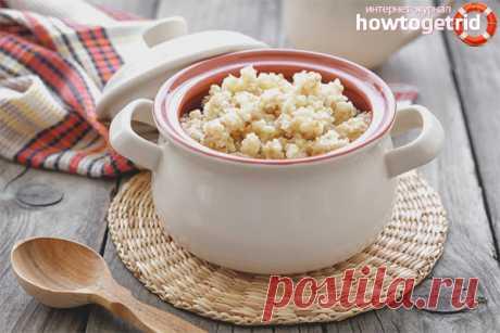 Пшеничная каша для похудения: польза и применение