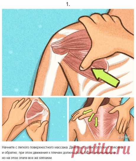 Простое руководство, которое сделает из вас профи в массаже.