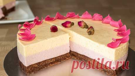 Торт без выпечки и сливок - Фруктовая нежность | IrinaCooking | Яндекс Дзен