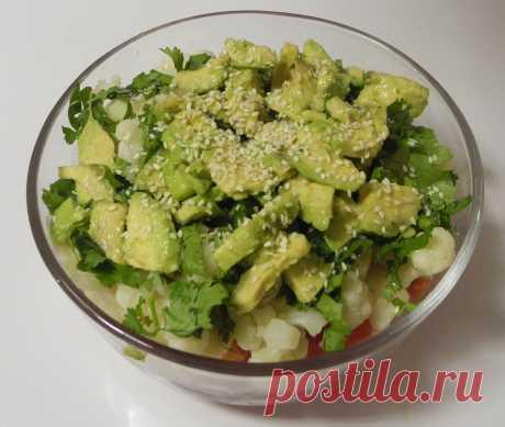 Лёгкий в приготовлении и очень полезный салатик | Что приготовить? | Яндекс Дзен