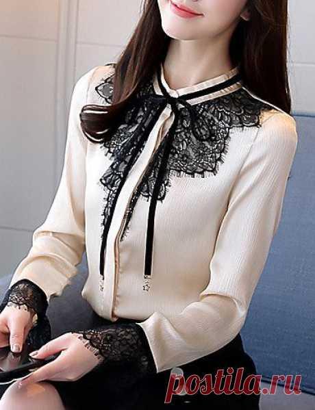 Белые блузы с черным кружевом. Идеи | Шитье - мое хобби - рукоделие, выкройки | ВКонтакте