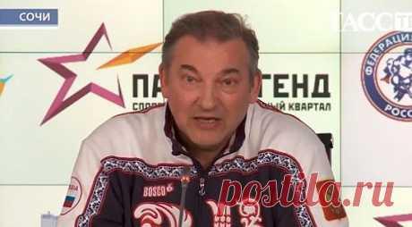 В России появится Зал хоккейной славы