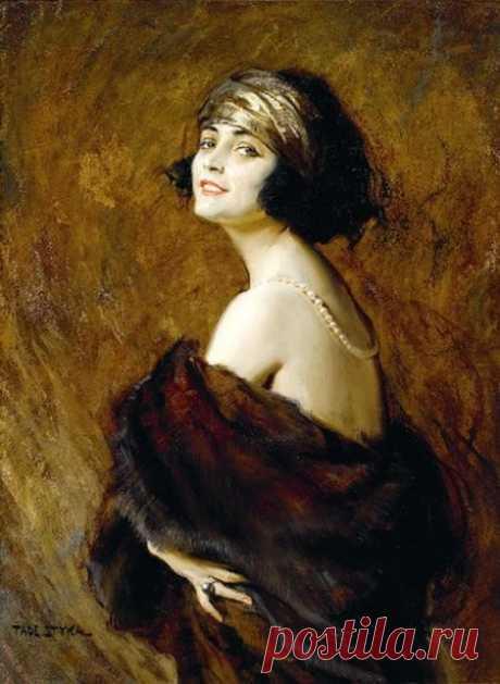Польский художник Tadeusz Styka (1889-1954) » Картины, художники, фотографы на Nevsepic