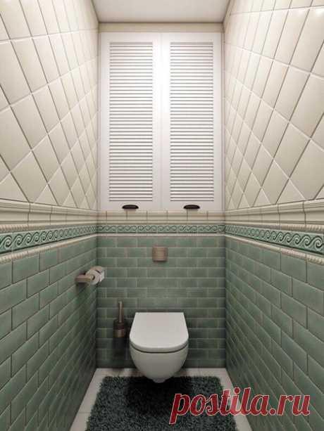 Как думаете, уместно ли делать разный дизайн ванной и туалета ? Может кто то так делал, и теперь жалеет, или наоборот не нарадуется ?)