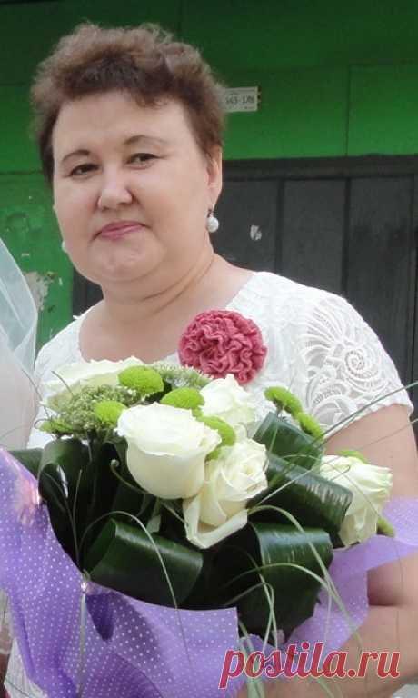 Валентина Шмонова