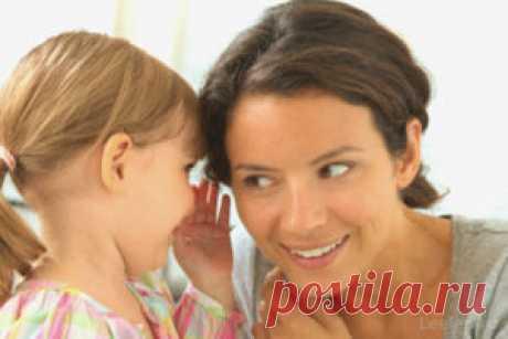 Почему важно общаться с ребенком по душам и как это делать?