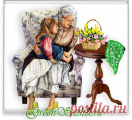 Ароматерапия для пожилых людей. Неврологические заболевания. — greensashet