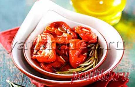 Вяленые помидоры: рецепт, приготовление, отзывы