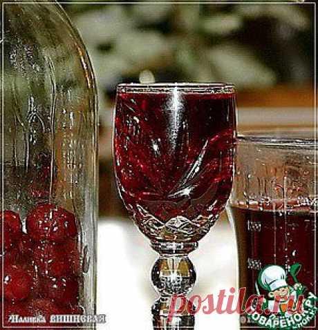 Fruit liqueur cherry