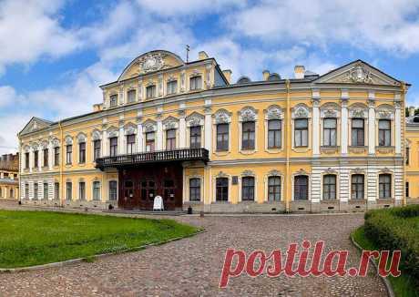 Санкт-Петербург. Шереметевский дворец - Фонтанный дом.