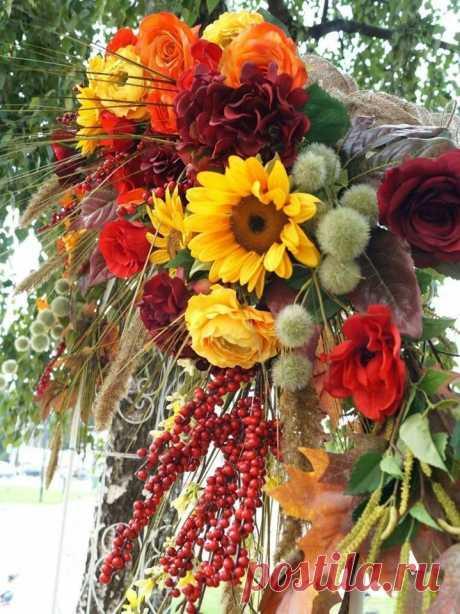 Осень,она прекрасна!!~ И даже из осенних дней ненастных мы будем создавать Уют и Счастье!