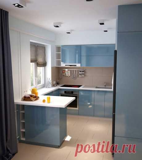 La reparación general del apartamento de tres habitaciones en el bloque de cinco pisos con el replaneo. ¡Ha resultado es muy confortable! — la casa y el Jardín