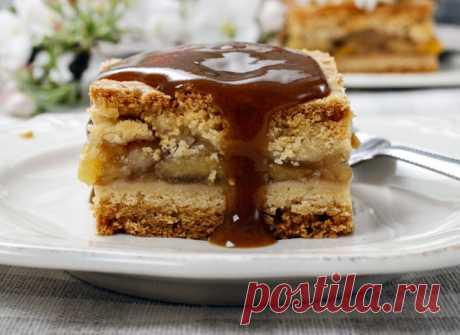 Фруктовый торт (постный) - tochka.net