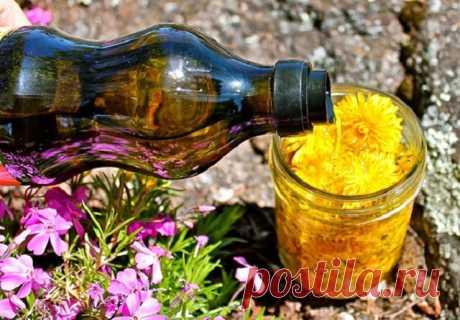Самое мощное масло быстро устранит боли в суставах, шее, артрит, подагру, кисты в груди, головные боли и не только! — СОВЕТ !!!