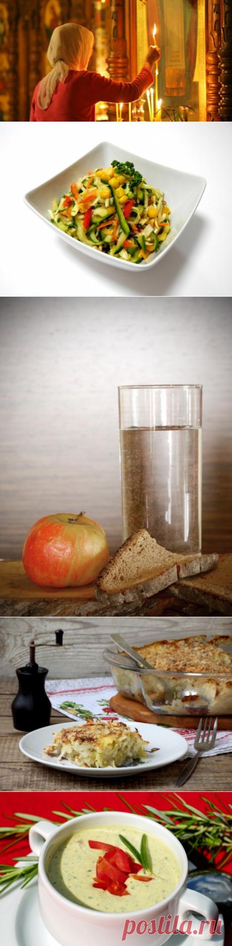 Как правильно поститься в Страстную неделю Великого Поста? | Еда и кулинария