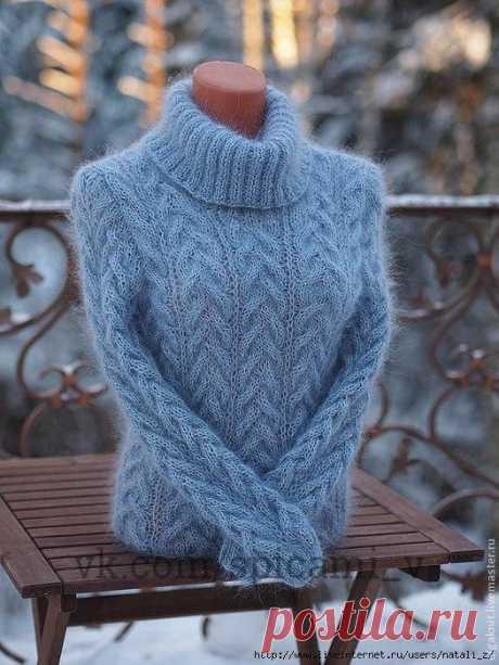 Оригинальный свитер — Сделай сам, идеи для творчества - DIY Ideas
