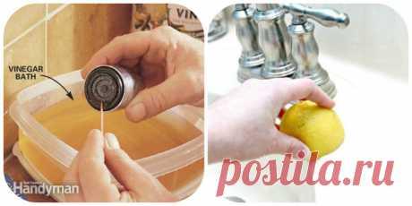 17 лайфхаков по наведению чистоты в доме | Goodhouse.ru