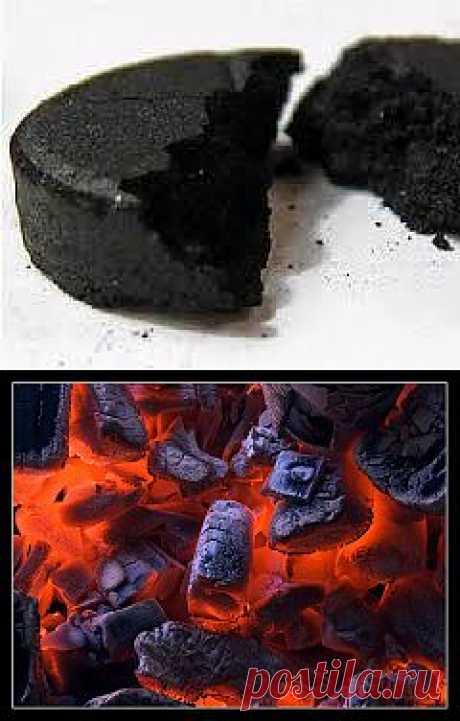Активированный уголь, лекарственные свойства
