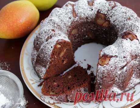 Ароматная выпечка с грушами: 10 рецептов от «Едим Дома». Кулинарные статьи и лайфхаки