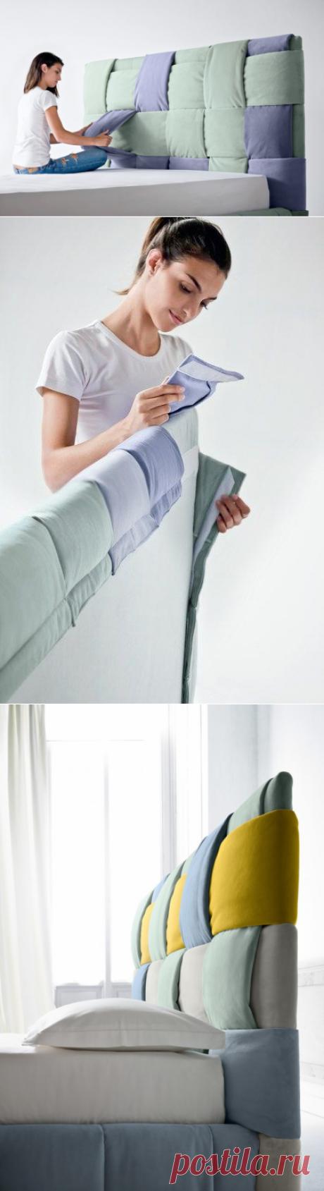 Кровать Felis TIFFANY / Спальня / ВТОРАЯ УЛИЦА - Выкройки, мода и современное рукоделие и DIY