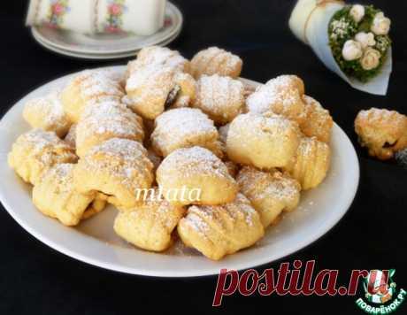 Печенье с финиками и клюквой – кулинарный рецепт