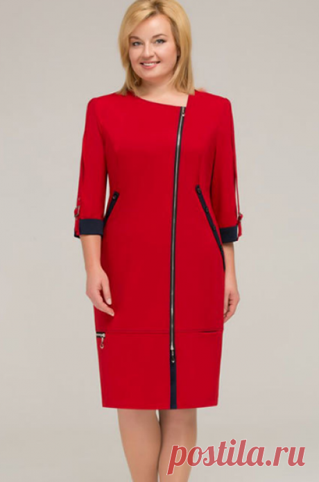 7 стильных платьев для женщин с пышными формами, которые будут в моде весной 2020 года | Женский клуб | Яндекс Дзен