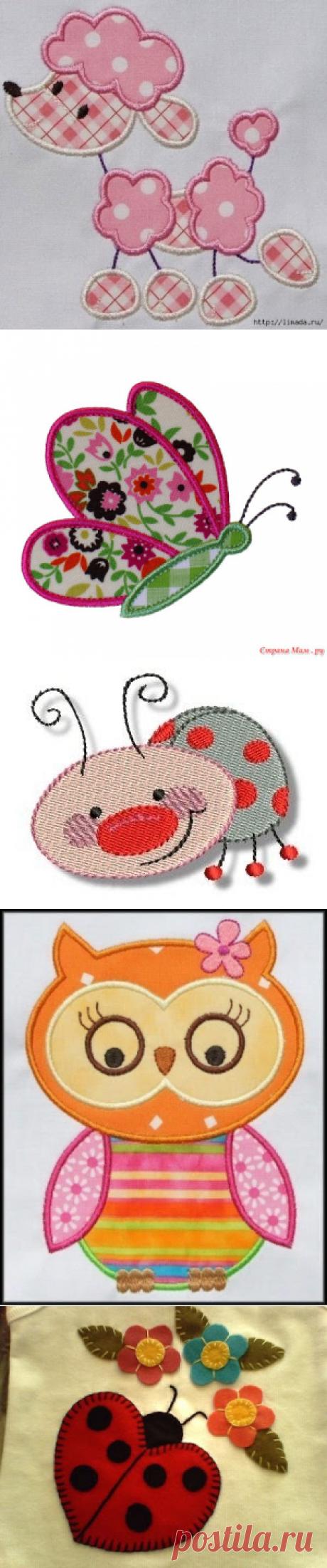 Шаблоны для рукодельниц. (пошив игрушек, лепка, вышивка, аппликации, вязание)