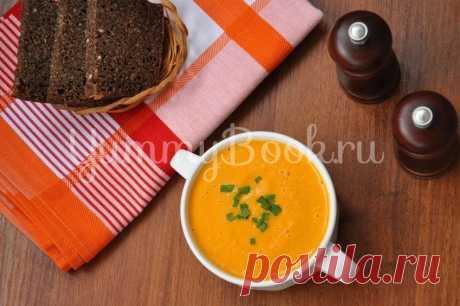 Тыквенный суп-пюре с имбирем, рецепт с фото пошагово | Первые блюда Тыквенный суп-пюре с имбирем - как приготовить быстро, просто и вкусно в домашних условиях. Пошаговый рецепт с фотографиями, подробным описанием и ингредиентами.