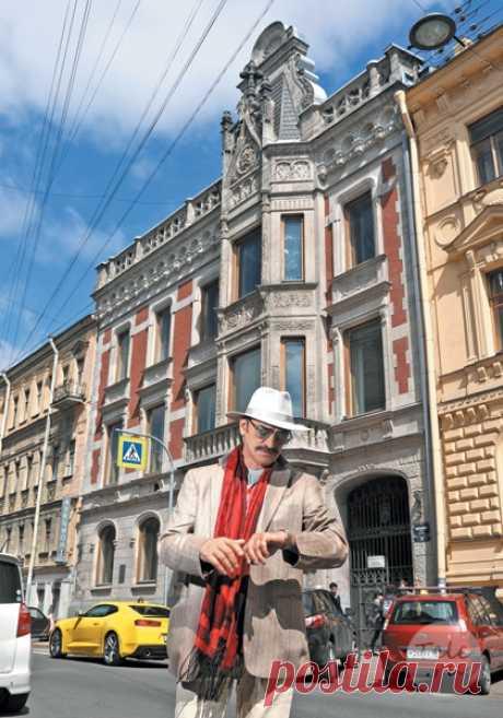 Михаил Боярский: «Печалит одно— когда-нибудь придется расстаться с любимым городом» | Интервью | Звёзды | Tele.ru