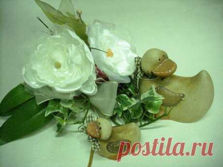 Цветы из шелка для украшения одежды. Мастер-класс