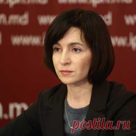 Санду ответила на вопрос о принадлежности Крыма - Газета.Ru | Новости