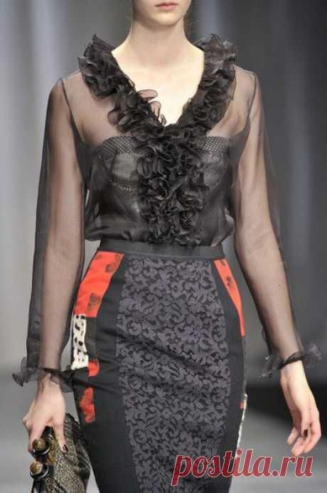 Antonio Marras at Milan Fashion Week Fall 2012 - Details Runway Photos