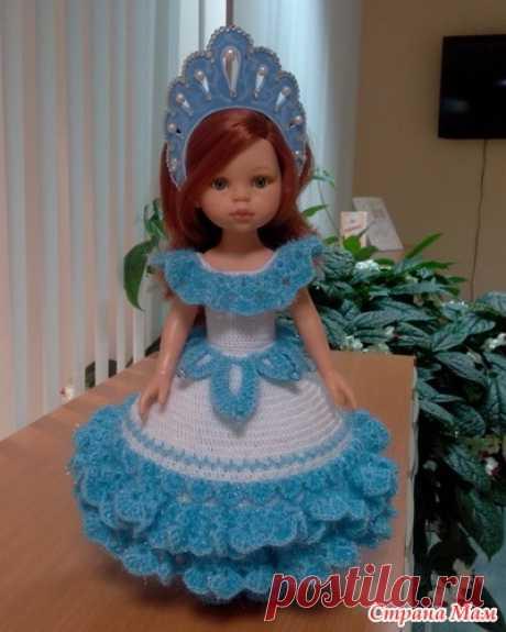 """Конкурс """"Этнический костюм для моей любимой куколки"""" - Гардероб для куклы - Страна Мам"""