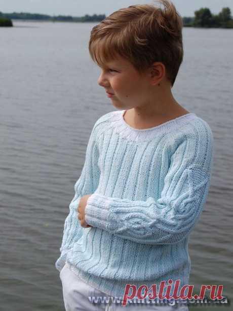 Вязание для детей спицами | Записи в рубрике Вязание для детей спицами | Дневник Zharskaja