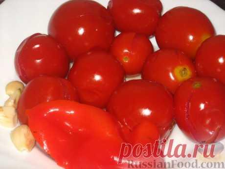 50 рецептов заготовок из помидоров на зиму!