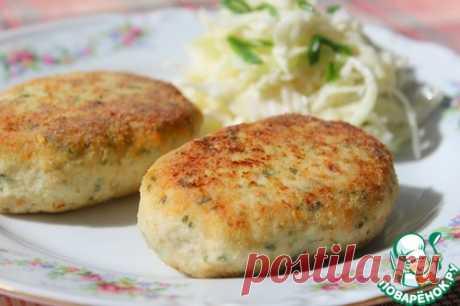 """Котлеты из куриной грудки """"Удачные"""" – кулинарный рецепт"""