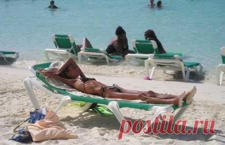 Убойные приколы с пляжей всего мира, 50 фото