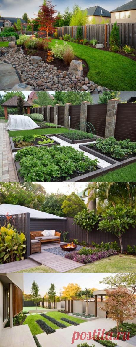 Самостоятельное украшение загородного участка, или как красиво украсить свою дачу?