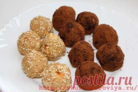 Домашние конфеты из сухофруктов и орехов | Домашняя кулинария