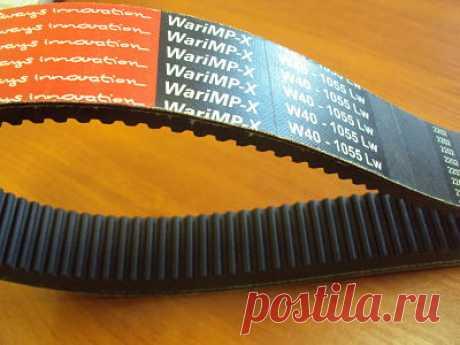 Вариаторный ремень 25 х 8 мм, 25 х 10мм | Silverprom