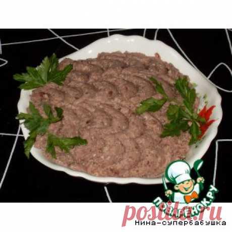 Паштет из фасоли – кулинарный рецепт