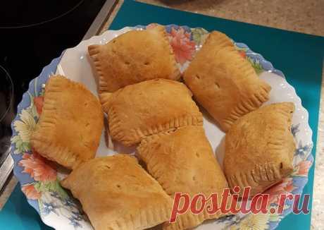 Пирожки с капустой по-сибирски - пошаговый рецепт с фото. Автор рецепта Виктор . - Cookpad