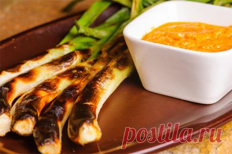 9 лучших соусов для овощей на гриле