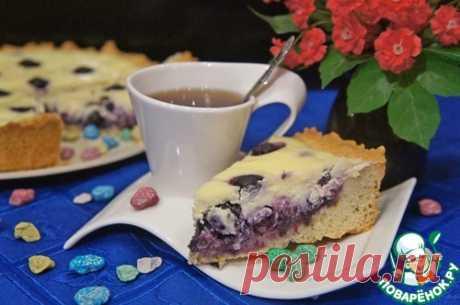 """Пирог """"Летняя зима"""" – кулинарный рецепт"""