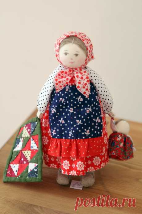 Фестиваль лоскутного шитья в Суздале. Тряпичная кукла, конкурс – Ярмарка Мастеров