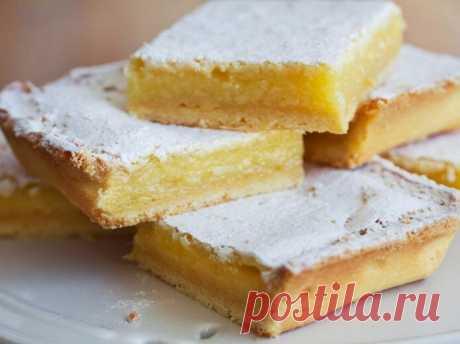 Лимонный пирог по-итальянски | Другая Кухня /Дневник фудблогера | Яндекс Дзен